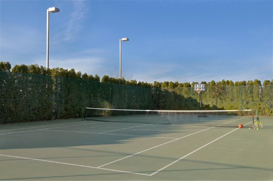 Melville, Estado de Nueva York: Outdoor Tennis Court