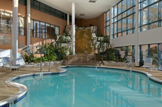 Melville, Estado de Nueva York: Indoor Pool