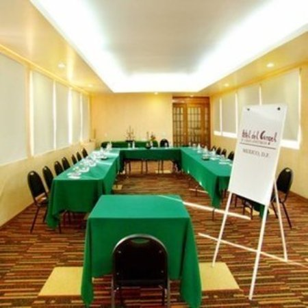 Hotel Del Angel: Meeting Room