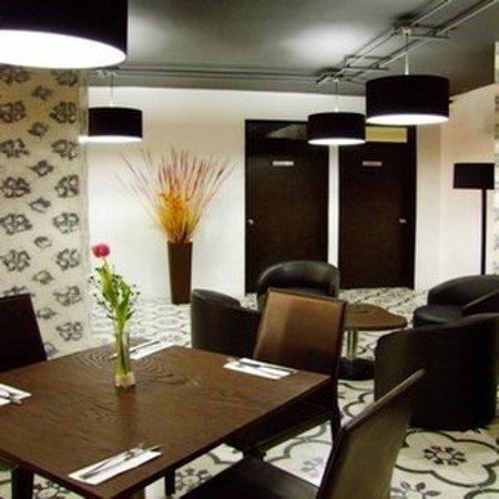 Hotel Del Angel: Restaurant
