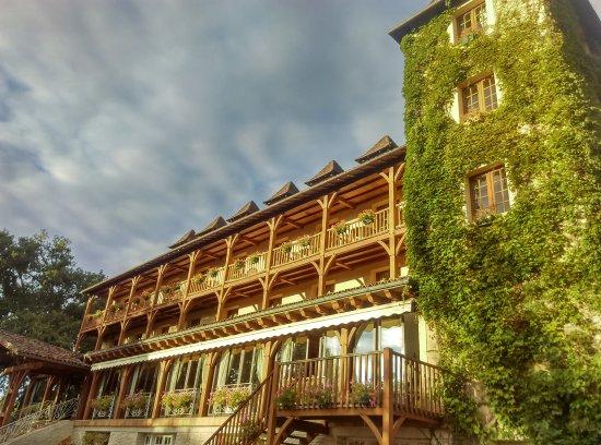 Antonne-et-Trigonant, Francja: Exterieur de l hotel