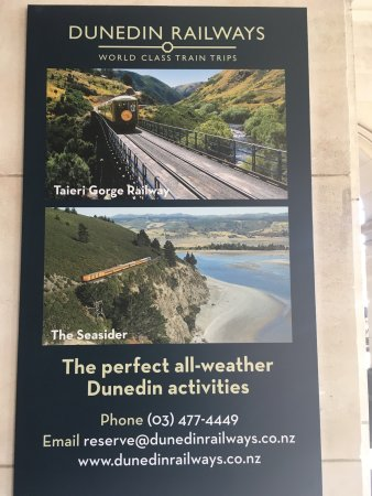 Dunedin Railway Station: photo3.jpg