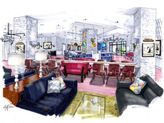 Oxford, MS: lobby