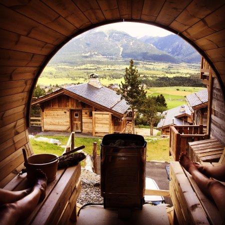 chalet_aguila_bolquere_vue_du_sauna