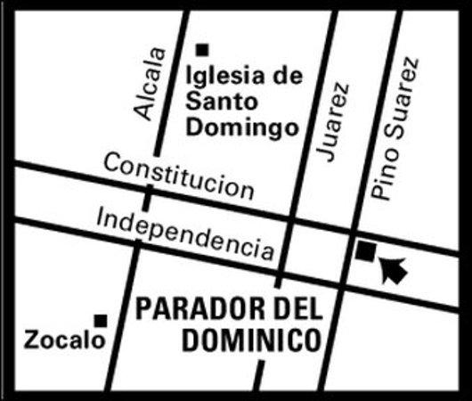 Parador Del Dominico: Regional Map