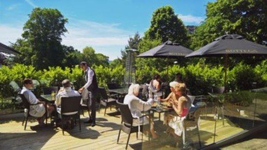Congresbury, UK: Bottega Garden