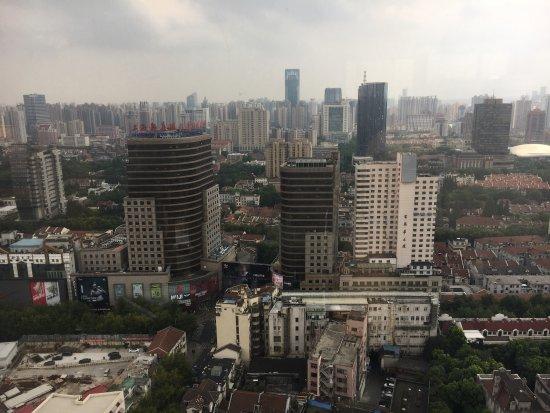 Jin Jiang Tower Hotel: いつもは、老錦江ですが、今回は、新錦江タワーに宿泊しています。地下鉄は少々遠いです。フロントの対応は、老錦江がいい感じです。