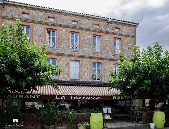 La Terrasse à Duras Picture Of La Terrasse Du Chateau De