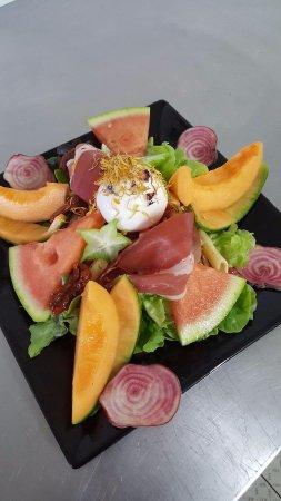 Vitrolles, Frankrike: Salade d été