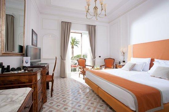 Grand Hotel Ambasciatori: Superior double room – Garden