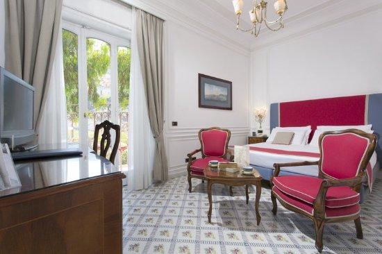 Grand Hotel Ambasciatori: Standard double room Hills Vie