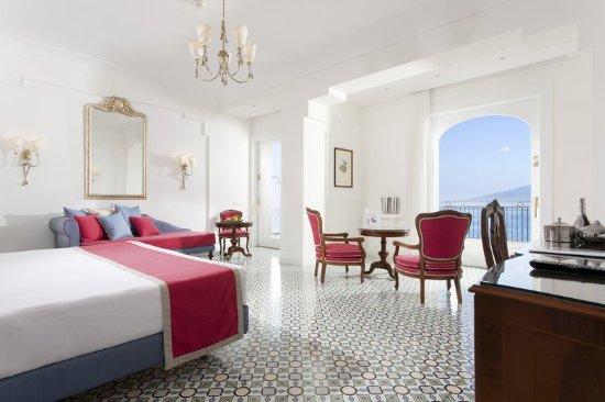 Grand Hotel Ambasciatori: Ambassador Suite