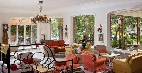 Grand Hotel Ambasciatori: Lobby