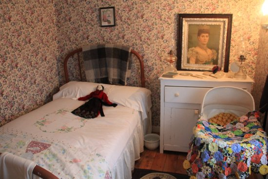 Norris Point, Canada: A bedroom