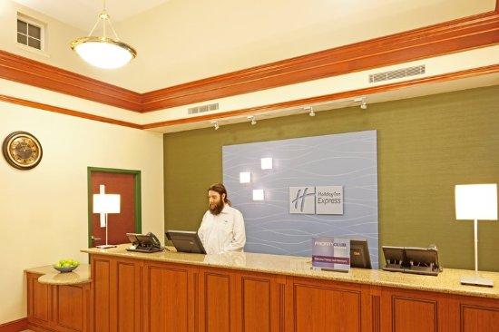Durham, Nueva Hampshire: Front Desk