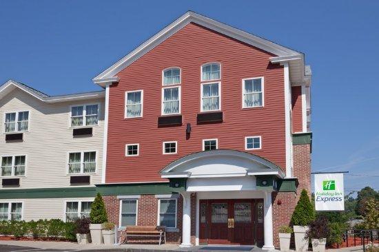 Durham, Nueva Hampshire: Entrance