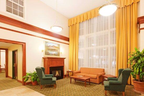 Durham, Nueva Hampshire: Hotel Lobby