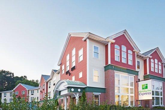 Durham, Nueva Hampshire: Hotel Exterior