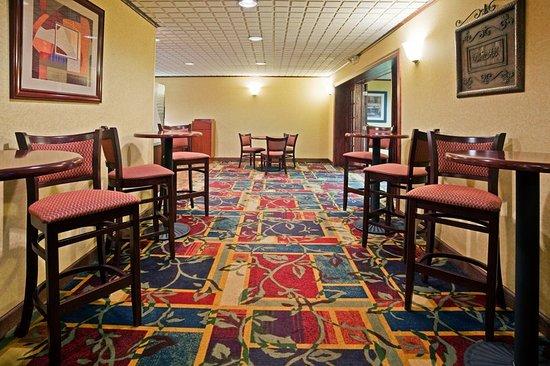 Coon Rapids, Миннесота: Breakfast Area