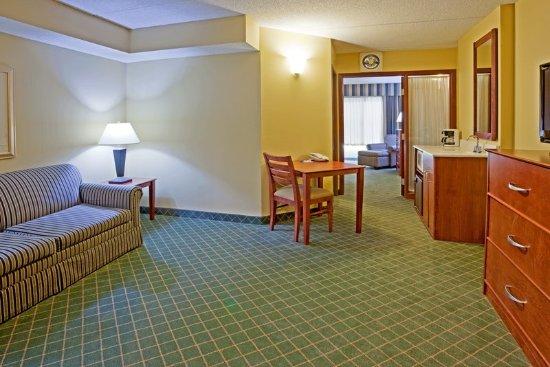 Coon Rapids, Миннесота: Suite