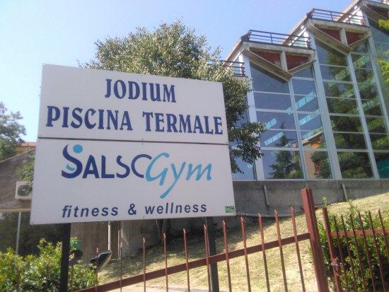 piscina termale (e palestra) a due passi dall\'hotel Elite ...