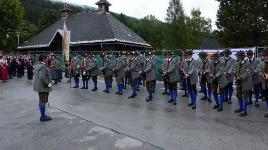 Radstadt, النمسا: Gardefest