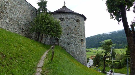 Radstadt, النمسا: Rdstadt muur