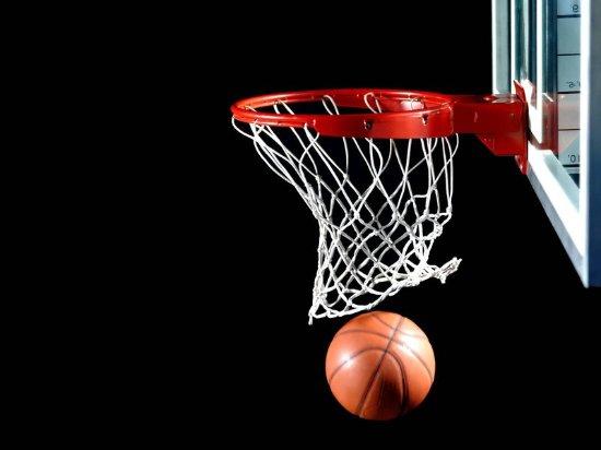 Oak Brook, IL: Basketball Court