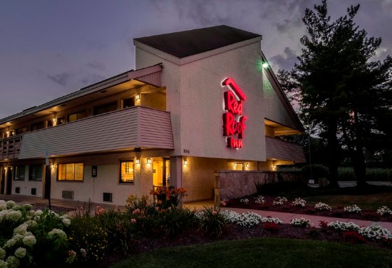 Red Roof Inn Parsippany: Exterior