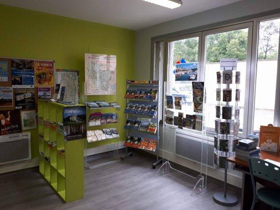 Office de tourisme Val de Meuse-Voie Sacree