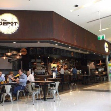 Kensington, Australia: Burger Place