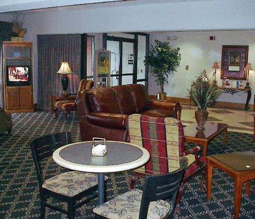 Hampton Inn Tuscaloosa -East : Lobby