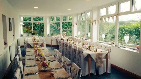 Llanfabon Inn: Wedding