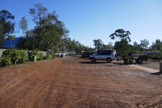 Miles, Australia: Drive thru sites