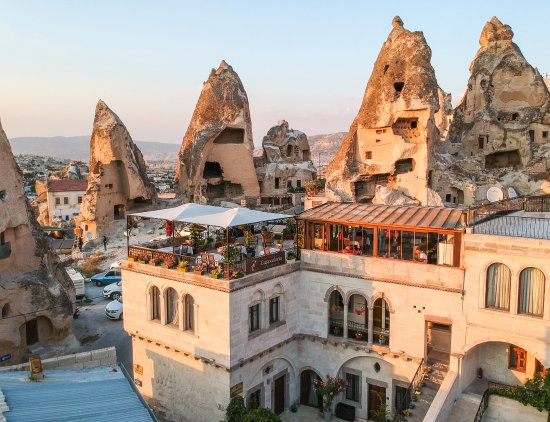 Best Hotel To Stay In Cappadocia