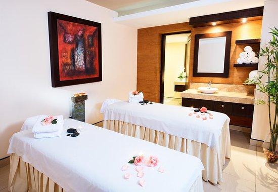 Hilton Colon Guayaquil: Elements Spa