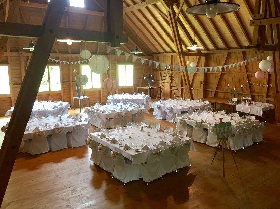 Hochzeitslocation Mit Eigener Deko Picture Of Restaurant