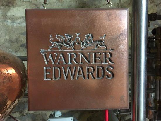 Harrington, UK: Warner Edwards
