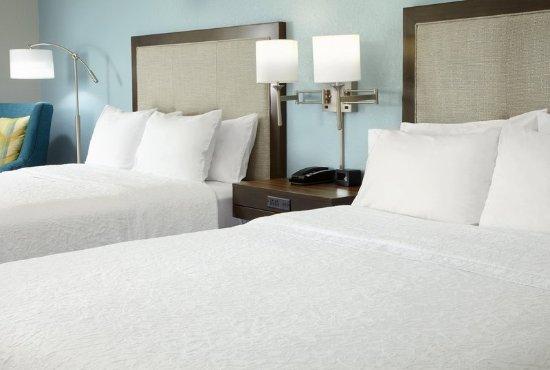 Hampton Inn Orlando Near Universal Blv / International Dr: 2 Queen Beds