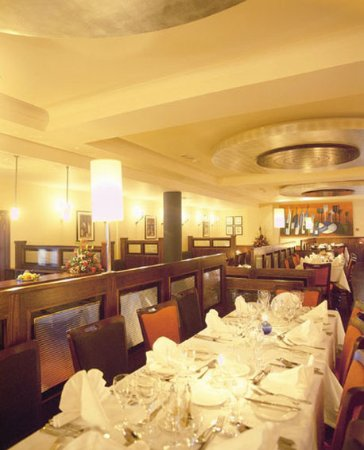 Riverside Hotel Killarney: Restaurant