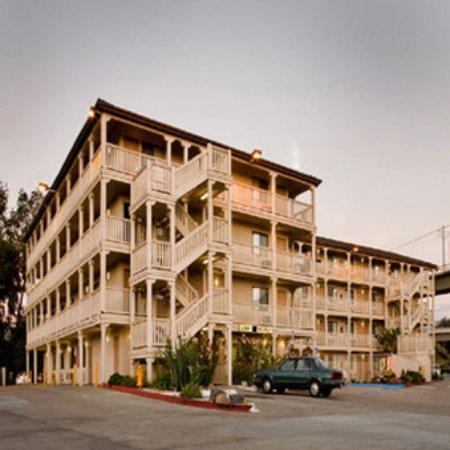 Ла-Меса, Калифорния: Exterior