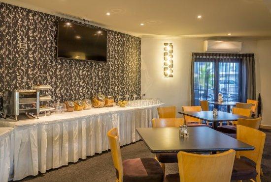 Sorrento, Australia: Breakfast Area