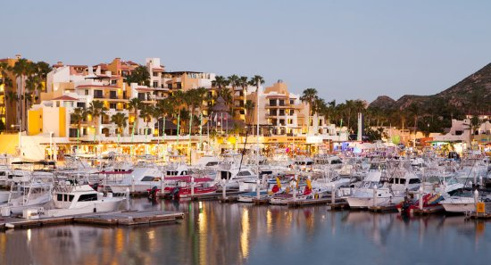 Marina Fiesta Resort & Spa: Best Cabo location