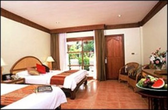 Paradise Beach Resort: Guest Room
