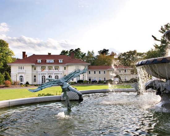 Beverly, ماساتشوستس: Tupper Manor Exterior