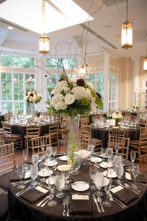 Beverly, ماساتشوستس: Tupper Manor-Conservatory Room