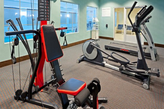Holiday Inn Express Hotel & Suites West Coxsackie: Fitness Center
