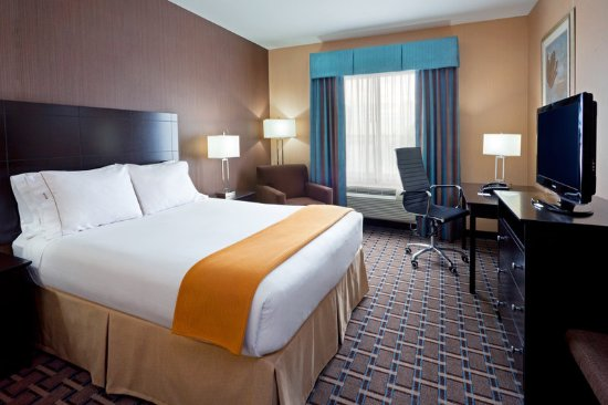 Holiday Inn Express Hotel & Suites West Coxsackie: King Bed Guest Room