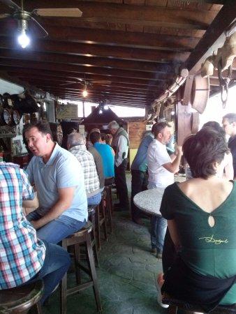 Monachil: Terraza El Molino