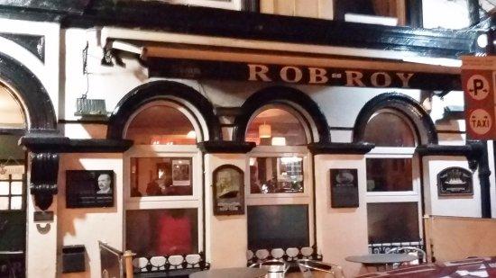 Cobh, İrlanda: rob roy